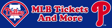 Philadelphia Phillies Tickets and More