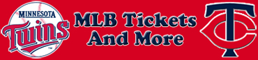 Minnesota Twins Tickets and More